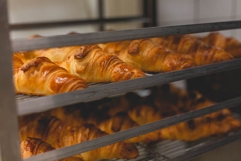 Nos croissants au pur beurre AOP Charentes-Poitou