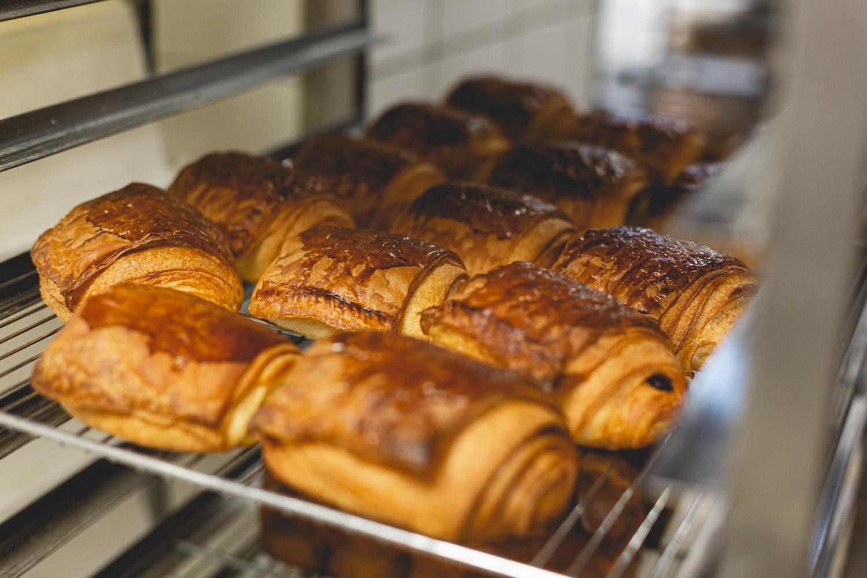 Nos pains au chocolat au pur beurre AOP Charentes-Poitou