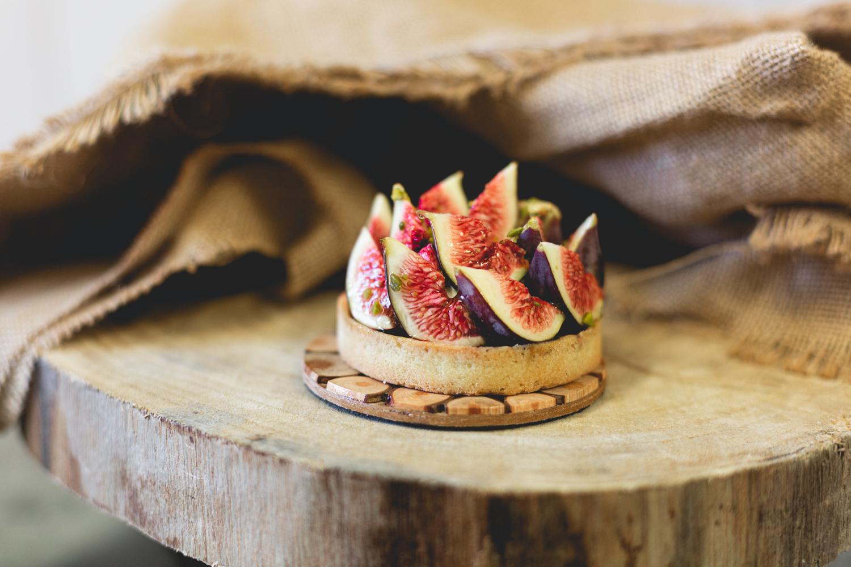 Nos tartes aux fruits de saison